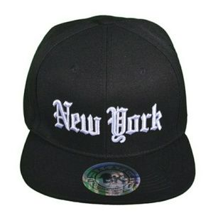🆕🗽New York Snapback Hat